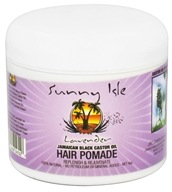 Sunny Isle - Jamaican Black Castor Oil Hair Pomade Lavender - 4 oz., from category: Personal Care