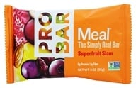 Pro Bar - Whole Food Meal Bar Superfruit Slam - 3 oz. - $2.75