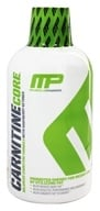 Image of Muscle Pharm - Liquid Carnitine Core Series Balanced Formula with Raspberry Ketones Citrus - 16 oz.