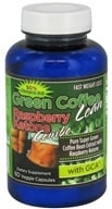 Image of Gold Star Nutrition - Green Coffee Lean Raspberry Ketone Combo with GCA - 60 Vegetarian Capsules
