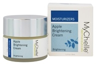 MyChelle Dermaceuticals - Apple Brightening Cream - 1.2 oz. by MyChelle Dermaceuticals