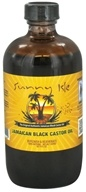 Sunny Isle - Jamaican Black Castor Oil - 8 oz., from category: Personal Care