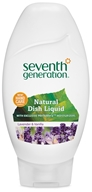 Image of Seventh Generation - Natural Dish Liquid Lavender & Vanilla - 18 oz.