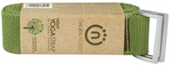 Natural Fitness - Hemp Yoga Strap Olive - 8 ft.