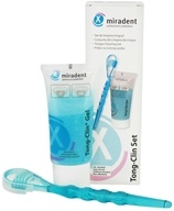 Miradent - Tong-Clin Set - 50 ml. by Miradent