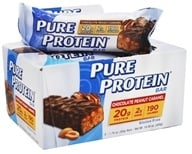 Pure Protein - Revolution Bar Chocolate Peanut Caramel - 6 x 1.76 oz. Bars (749826306759)
