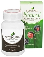 Noxicare - Natural Pain Relief - 60 Capsules, from category: Herbs