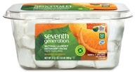 Seventh Generation - Natural Laundry Detergent Packs Mandarin & Sandalwood - 50 Pack(s)