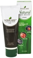 Noxicare - Natural Pain Relief Cream - 3.5 oz. by Noxicare