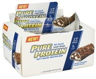 Pure Protein - Soft Baked Protein Bar Double Chocolate Vanilla Crunch - 6 x 1.58 oz. Bars