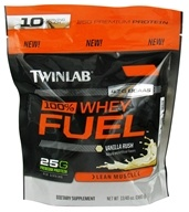 Twinlab - 100% Whey Fuel Pouch Vanilla Rush - 13.4 oz., from category: Sports Nutrition