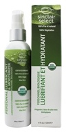 Sinclair Institute - Select Organic Personal Lubricant & Moisturizer - 4 oz. - $14.99