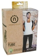 Natural Fitness - Pro Resistance Tube - Lighter - Violet - CLEARANCED PRICED by Natural Fitness