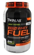 Twinlab - 100% Whey Fuel Double Chocolate - 2 lbs., from category: Sports Nutrition