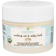 Mambino Organics - Soothing Oat & Milky Bath - 4 oz., from category: Personal Care