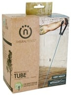 Natural Fitness - Pro Resistance Tube - Very Heavy - Ocean - CLEARANCED PRICED by Natural Fitness