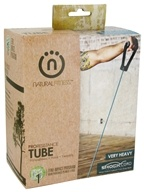 Natural Fitness - Pro Resistance Tube - Very Heavy - Ocean - CLEARANCED PRICED, from category: Exercise & Fitness