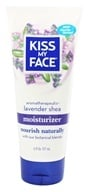 Image of Kiss My Face - Moisturizer Aromatherapeutic Lavender Shea - 6 oz.