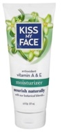 Kiss My Face - Moisturizer Antioxidant Vitamin A & E - 6 oz. - $5.18