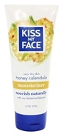 Kiss My Face - Moisturizer Honey Calendula - 6 oz. (028367840916)