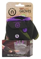 Image of Natural Fitness - Wrist Assist Gloves - Large