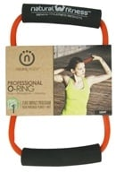 Natural Fitness - Professional O-Ring - Light - Flame - CLEARANCED PRICED (816142010636)