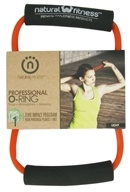 Natural Fitness - Professional O-Ring - Light - Flame - CLEARANCED PRICED by Natural Fitness