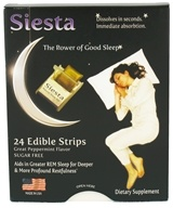 Neutralean - Siesta The Power of Good Sleep Peppermint - 24 Strip(s) CLEARANCED PRICED by Neutralean