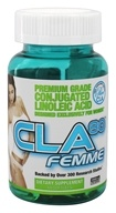AllMax Nutrition - CLA 80 Femme for Women 1000 mg. - 60 Softgels