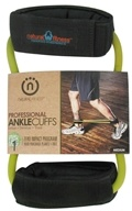 Natural Fitness - Professional Ankle Cuffs - Medium - Moss - CLEARANCED PRICED by Natural Fitness