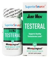 Superior Source - Just Men Testeral - 60 Tablet(s) by Superior Source