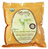 Heather's Tummy Care - Tummy Fiber Organic Acacia Senegal Powder Pouch - 16 oz. - $13.89