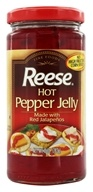 Reese - Hot Pepper Jelly - 10 oz., from category: Health Foods