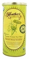 Image of Heather's Tummy Care - Tummy Tea Organic Fennel Extra Large Tea Bags - 45 Tea Bags
