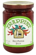 Trappist - Hot Pepper Jelly - 12 oz. (043656714709)