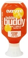 EO Products - Everyone for Kids Bubble Buddy Foaming Soap Orange Squeeze - 4 oz.
