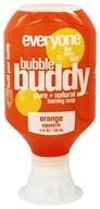 EO Products - Everyone for Kids Bubble Buddy Foaming Soap Orange Squeeze - 4 oz. (636874220246)