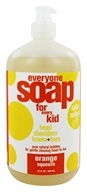 EO Products - Everyone for Kids Soap Orange Squeeze - 32 oz., from category: Personal Care