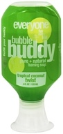 EO Products - Everyone for Kids Bubble Buddy Foaming Soap Tropical Coconut Twist - 4 oz.