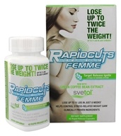 AllMax Nutrition - Rapid Cuts Femme Fat Burner for Women - 42 Capsules