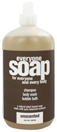 Image of EO Products - Everyone Soap Unscented - 32 oz.