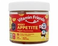 Image of Vitamin Friends - Boost Appetite Vegetarian Orange - 36 Gummies
