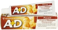 A+D - Original Diaper Rash Ointment - 1.5 oz. - $3.99