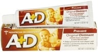 A+D - Original Diaper Rash Ointment - 1.5 oz.