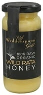 Image of Wedderspoon Organic - 100% Raw Organic Wild Rata Honey - 11.46 oz.