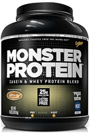Cytosport - Monster Protein Casein & Whey Blend Chocolate - 4 lbs.