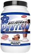 Giant Sports Products - Delicious Protein Powder Peanut Butter Chocolate Shake - 2 lbs., from category: Sports Nutrition