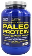MHP - Paleo Protein Beef & Egg White Vanilla Almond - 1.82 lbs., from category: Sports Nutrition