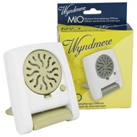 Wyndmere Naturals - Aromatherapy Diffuser Personal MIO 3.5 in. x 2.75 in. x 3.25 in. Sand, from category: Aromatherapy