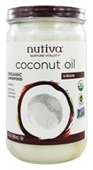 Nutiva - Coconut Oil Organic Virgin - 23 oz.